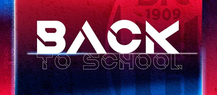 BFC Back to School: la collezione scuola rossoblù è disponibile negli store ufficiali del club