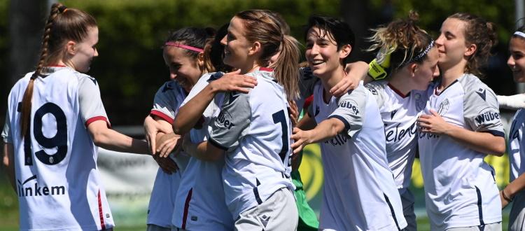 Nasce il Settore Femminile del Bologna, Gianni Fruzzetti coordinatore. Il 30 agosto parte la stagione 2021/22 della Prima Squadra