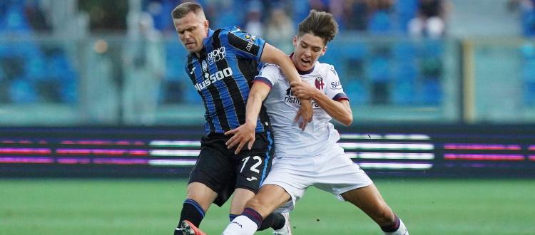 Un Bologna granitico regge l'urto dell'Atalanta e si prende un punto di platino: a Bergamo finisce 0-0