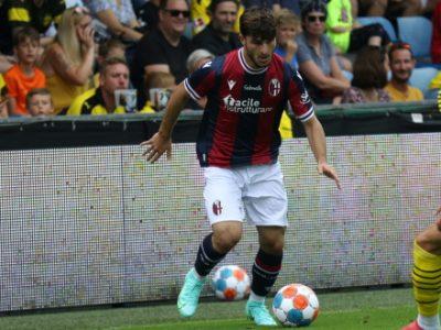 Due giorni a Bologna-Ternana, si ferma Orsolini: affaticamento muscolare e terapie per l'attaccante