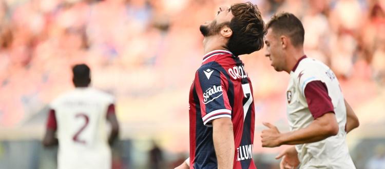 Orsolini e Tomiyasu, ad oggi più rossoblù che no: nessuna offerta soddisfacente. Intanto Theate è arrivato a Bologna