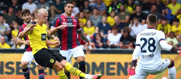 Skorupski conferma il 28, Bardi prende il 22, Bologna senza 1. Ufficializzati i numeri di maglia: Bonifazi col 4, Santander vira sul 19
