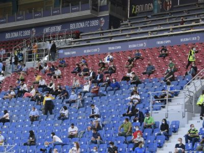 Consiglio dei Ministri, sì al 50% effettivo di pubblico negli stadi con modalità 'a scacchiera' e Green Pass