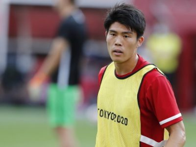 Diffidato e ammonito, Tomiyasu salterà la semifinale olimpica Giappone-Spagna