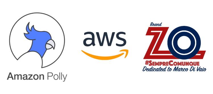 Da oggi puoi anche ascoltare gli articoli di Zerocinquantuno grazie al servizio Text-to-Speech di Amazon Polly