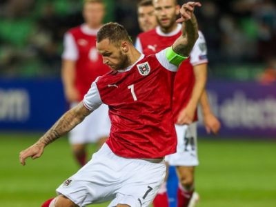 Gol e assist per Arnautovic con la sua Austria, minuti importanti per Skov Olsen, Mbaye e Urbanski