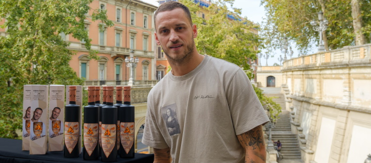Arnautovic presenta a Bologna il suo Premium Rum: