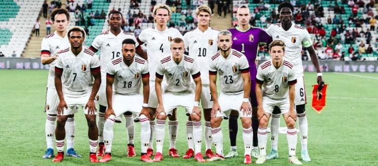 Buona gara di Theate col Belgio Under 21, Turchia sconfitta 3-0 a domicilio