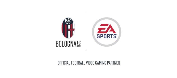 Electronic Arts nuovo partner ufficiale del Bologna con licenza esclusiva nella categoria Football Video Gaming