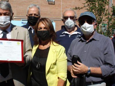 I volontari di Bologna For Community premiati per l'impegno nella campagna vaccinale