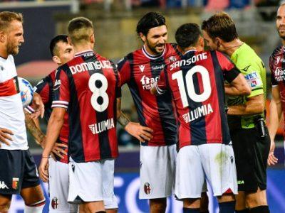Il Bologna si butta via due volte, Fourneau fa il resto: pari e rimpianti al Dall'Ara, contro il Genoa è solo 2-2