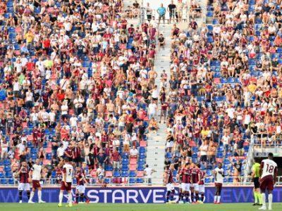 Oltre 8.000 biglietti venduti per Bologna-Verona, esaurita la Curva Bulgarelli