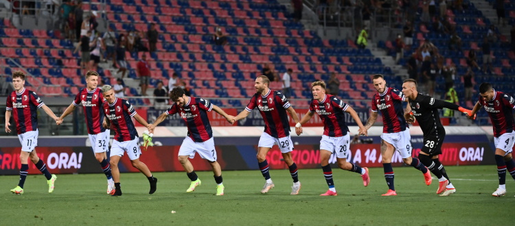 Buoni propositi per la nuova stagione del Bologna