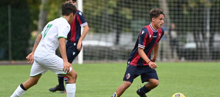 Buona la prima casalinga del Bologna Under 17, Sassuolo piegato 3-2. L'Under 18 perde con lo stesso punteggio a Bergamo