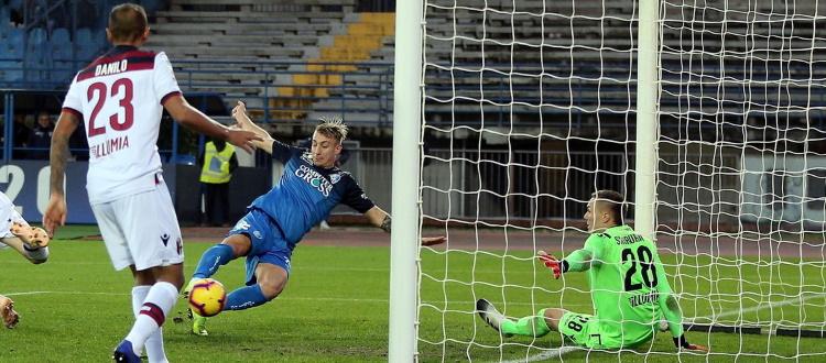 Bologna, ci sarà una prima volta? Al Castellani di Empoli mai un successo in Serie A: 3 successi azzurri e 4 pareggi