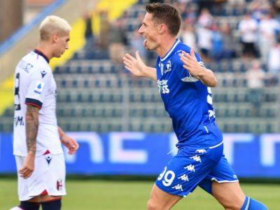 Il Bologna ce la mette tutta per perdere e ci riesce alla grande: 4-2 Empoli, il Castellani rimane tabù