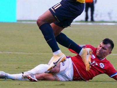 Altra buona prova di Medel in Ecuador-Cile 0-0, un po' di spazio anche per Skorupski nella Polonia e Svanberg nella Svezia
