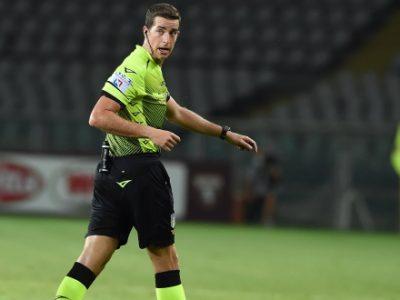 Inter-Bologna sarà diretta da Ayroldi di Molfetta, addetti VAR Guida e Paterna