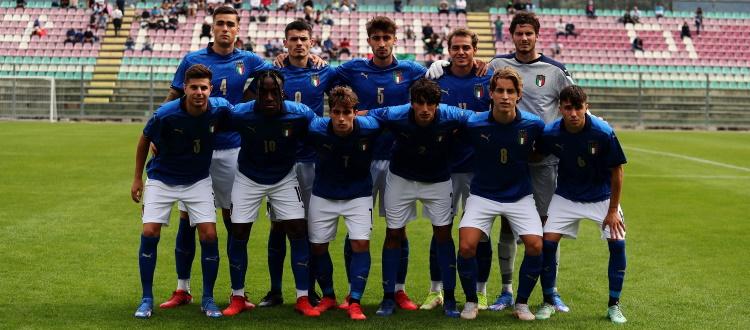 Cangiano capitano dell'Italia Under 20 nell'amichevole contro la Serbia, azzurrini sconfitti 1-0