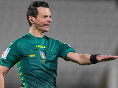 Bologna-Hellas Verona sarà diretta da Pezzuto di Lecce, addetti VAR Nasca e Preti