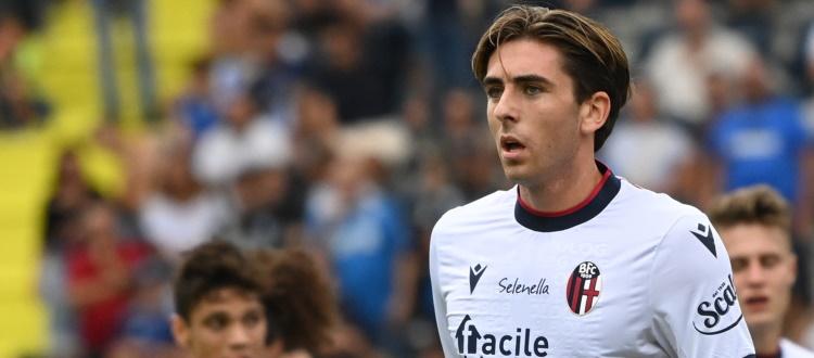 Esordio in Serie A e in maglia rossoblù per Binks, primo inglese e 933° giocatore nella storia del Bologna