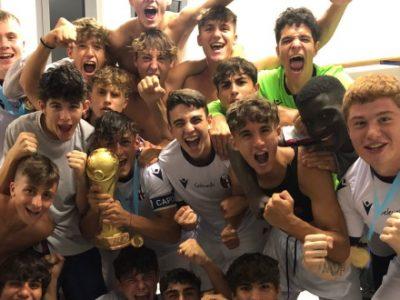 Il Bologna Under 17 si aggiudica il 35° Trofeo Nereo Rocco, in finale battuto il Venezia 2-1