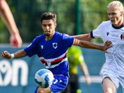 Raimondo fa secca la Sampdoria: 1-0 rossoblù a Bogliasco, primo successo stagionale per il Bologna Primavera