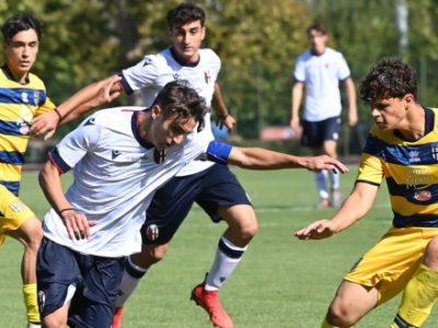 Il Bologna Under 17 piega 2-1 il Parma, l'Under 16 regola 2-0 l'Ascoli, l'Under 14 pareggia 0-0 a Ferrara
